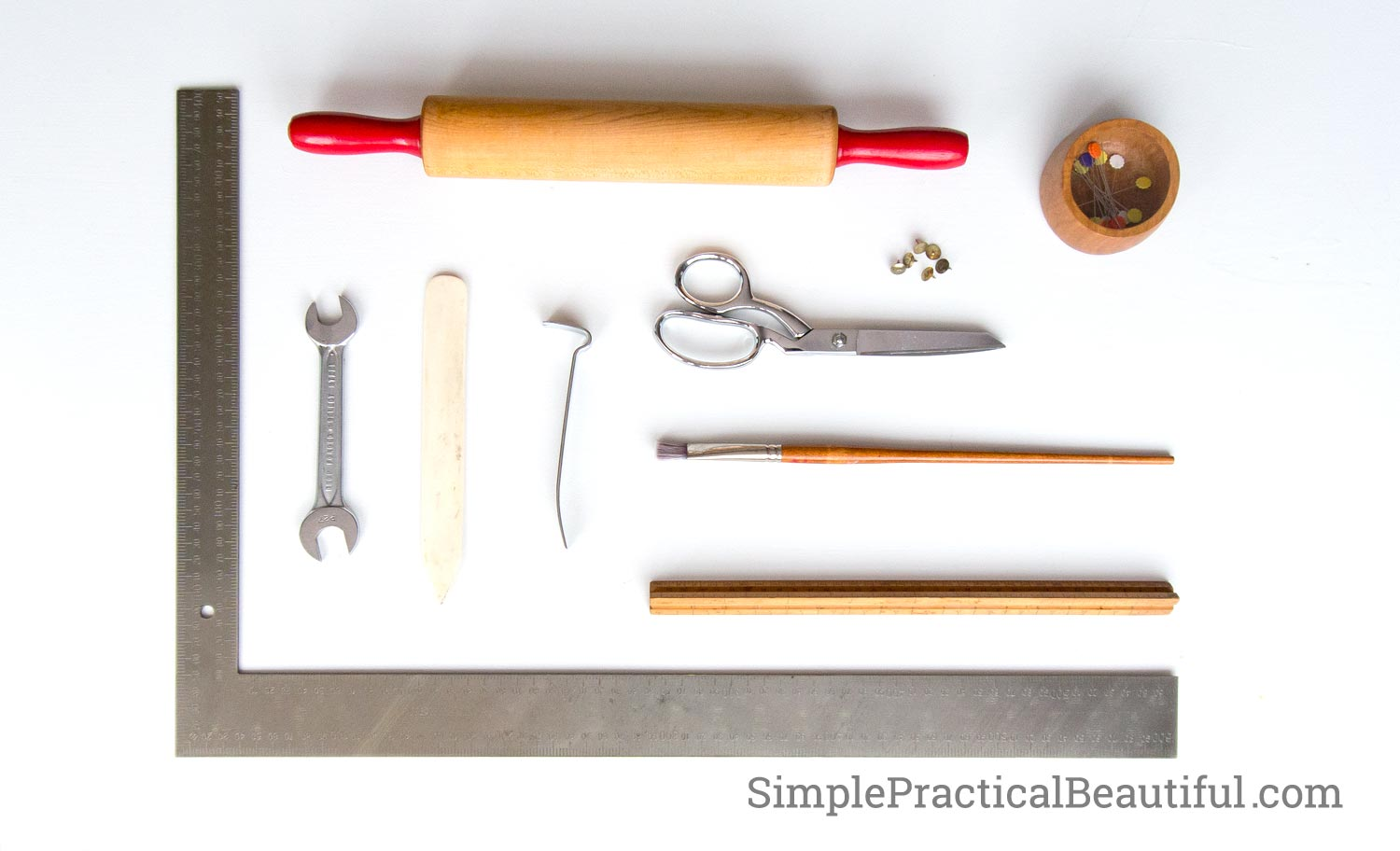 simple practical beautiful tools