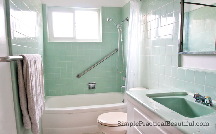 Refinish Bathroom Tile my experience refinishing a bathtub with rust-oleum tub and tile