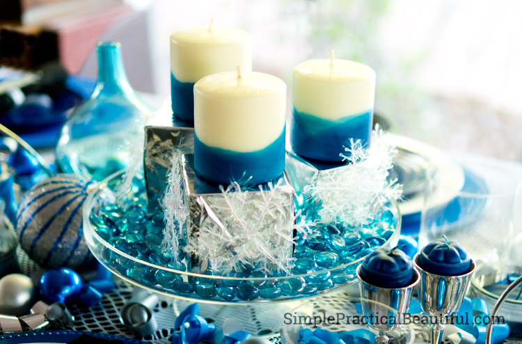 How to dip candles
