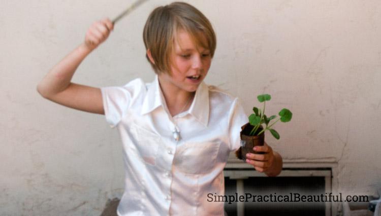 Harry Potter classes | SimplePracticalBeautiful.com
