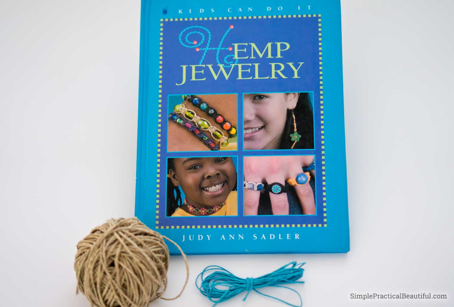A Hemp Jewelry-making kit is the perfect gift idea to give to any teen or tween girl