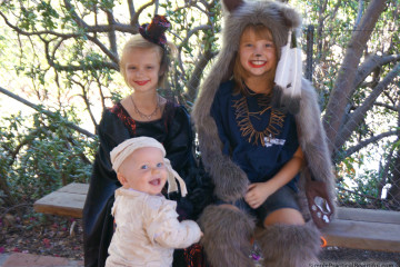 kids' monster costumes | mummy, werewolf, vampire princess