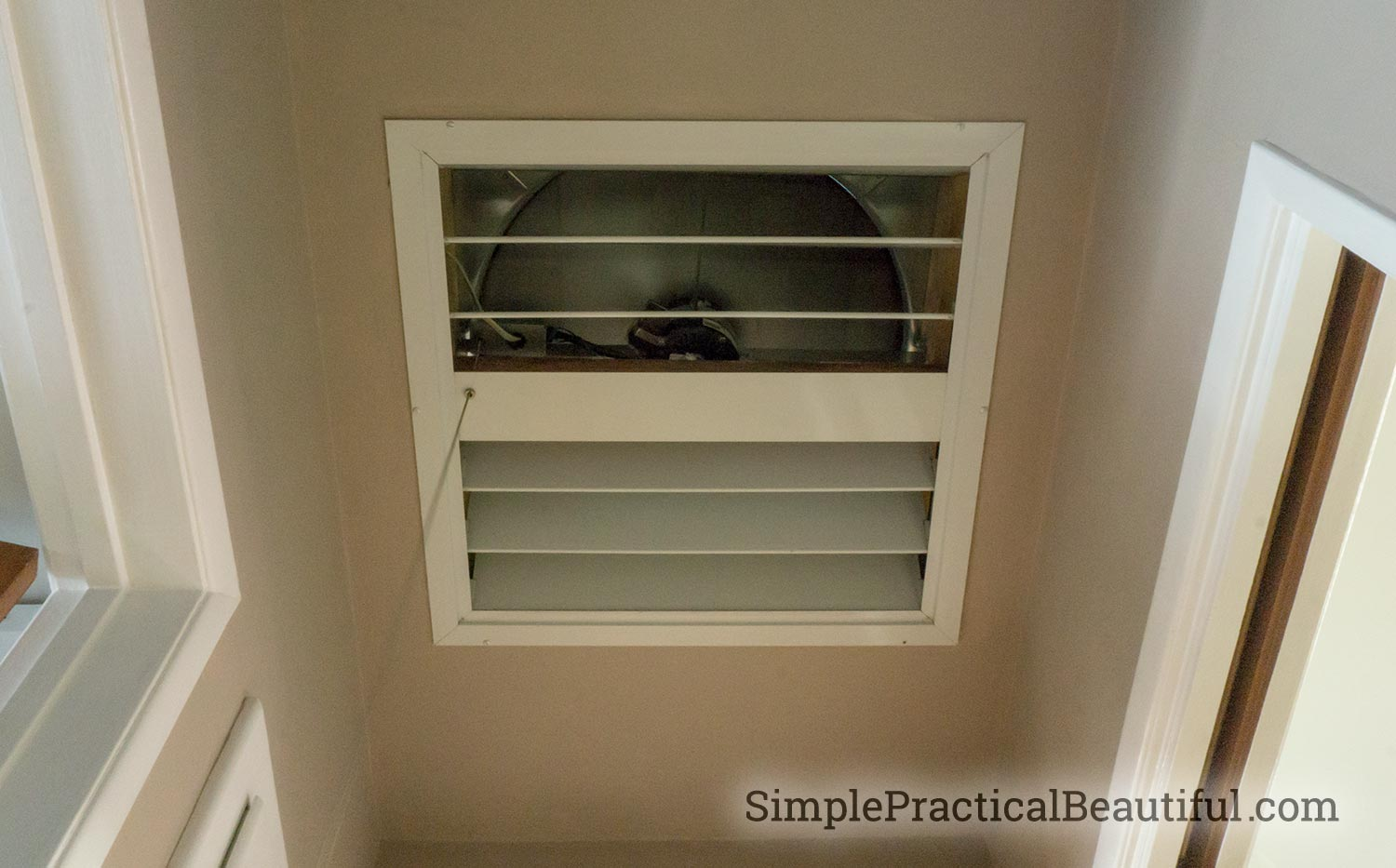 Image Result For Cool Attic Whole House Fan