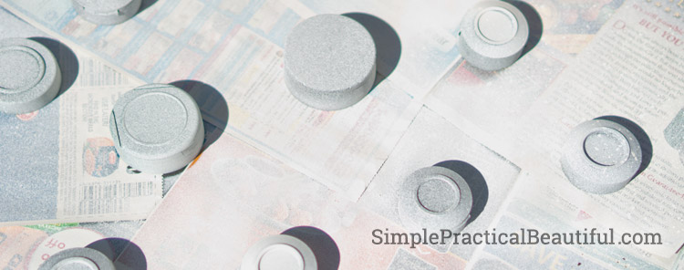 Use a primer specified for plastics