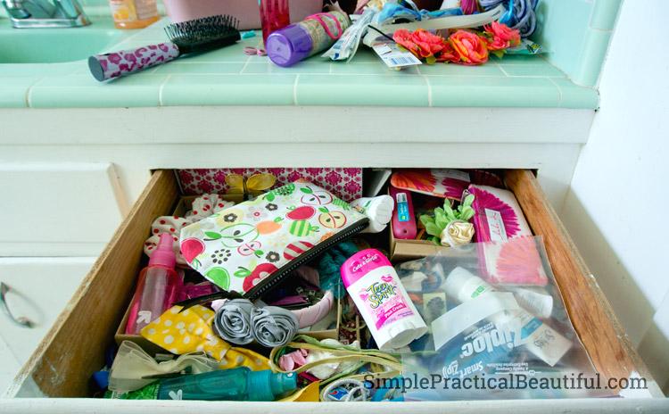 diy bathroom drawer organizer simple practical beautiful