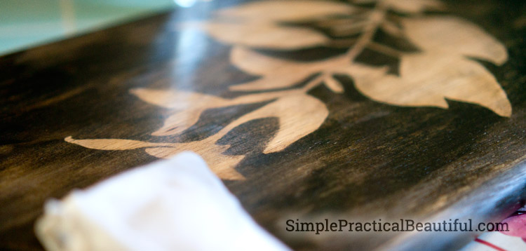 Oil your cutting board to protect and preserve it