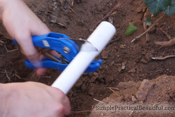 How to install a sprinkler system