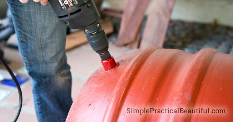 drill-rain-barrel