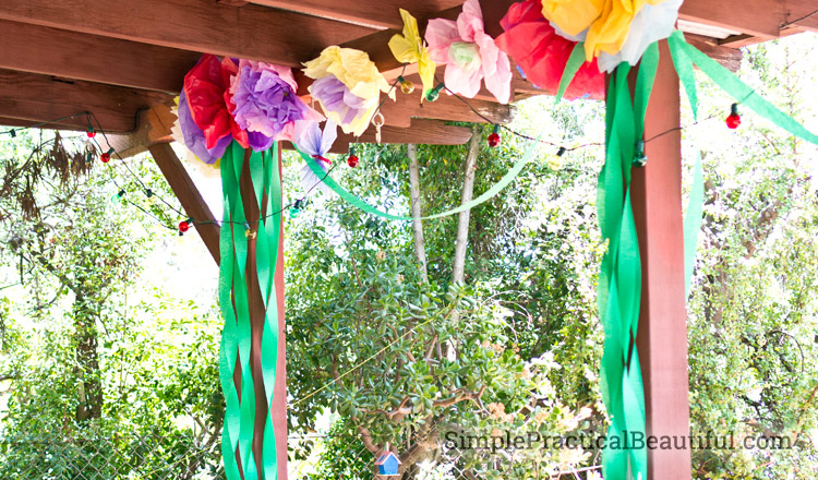 A Fairy Garden Birthday Party Simple Practical Beautiful