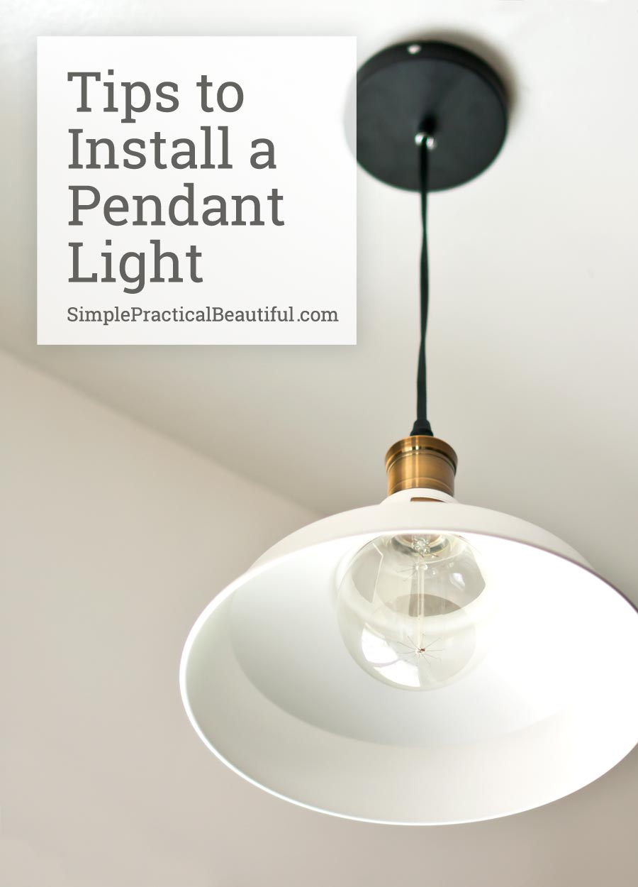 how to install pendant lighting. a retrostyle light from parrot uncle with tips on how to install pendant lighting r