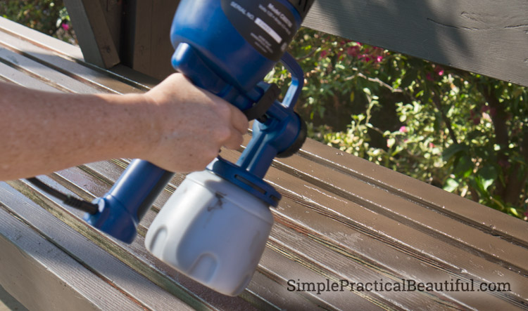 A wood deck needs to be well-maintained and refinished often. Make that job easier by using the right tools.