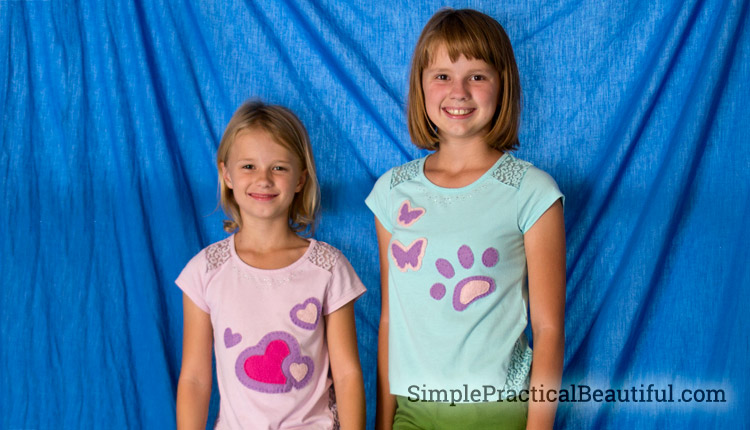 How to make Lego Friends outfits as a gift for the girl or tween who loves Legos