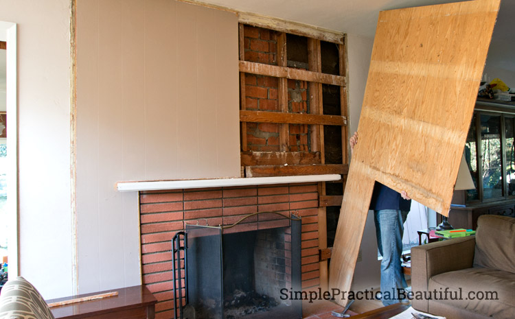 How To Replace Wood Paneling With Dry Wall Simple