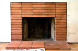 How to clean fireplace bricks | Getting all that soot, ash, and smoke residue off your bricks depends on using the right cleaner | Housekeeping