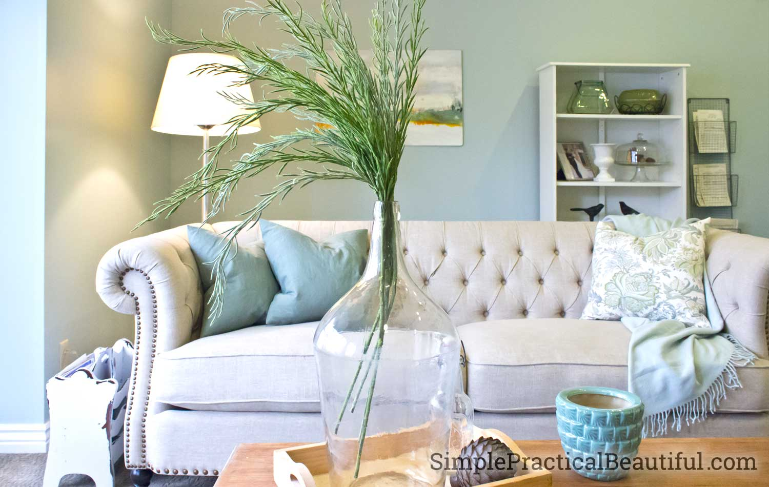 A Design Makeover - Simple Practical Beautiful