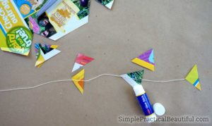 How to make a kite out of recycled materials | Upcycle an old magazine into a kite | Earth Day craft | Build a DIY Kite | Inspire by DisneyNature's Born in China
