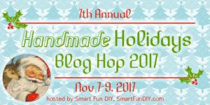 Handmade Holidays Blog Hop 2017