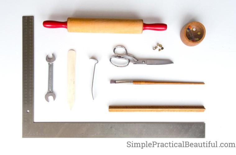 simple practical beautiful tools