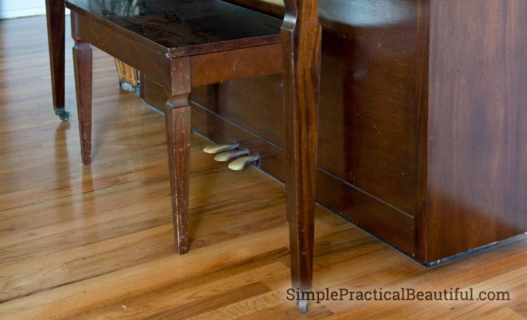 Diy Leather Furniture Pads Simple