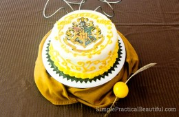 Harry Potter party | SimplePracticalBeautiful.com
