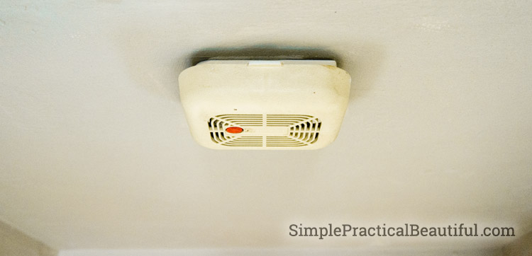 How to install a smoke alarm