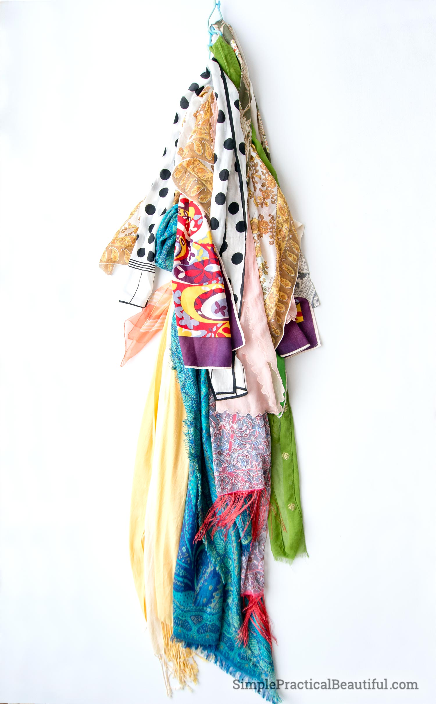 scarf holder