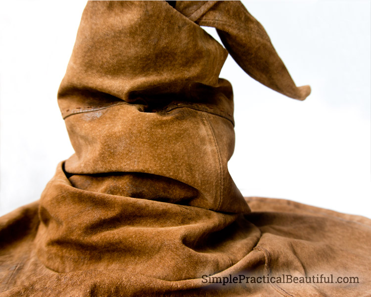 How to make a Sorting Hat