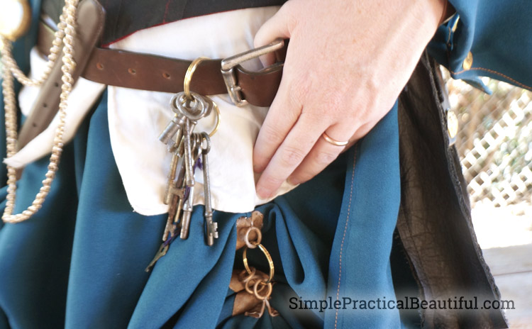 Steampunk Costume accessories