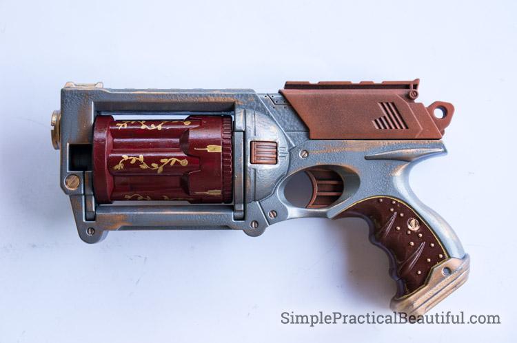 nerf-steampunk-gun