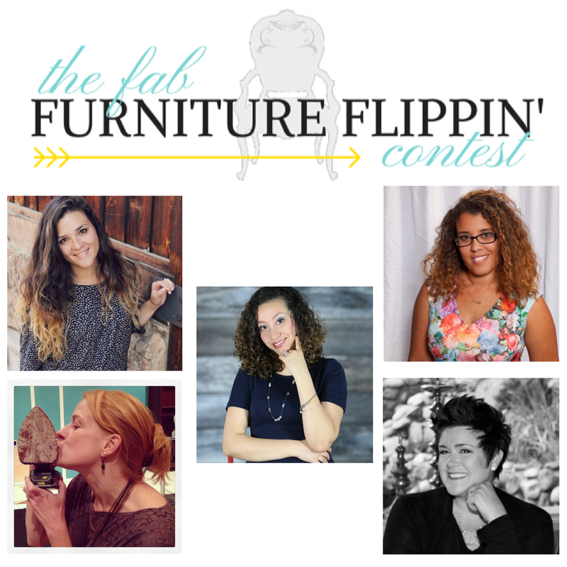 The Fab Furniture Flippin' Contest