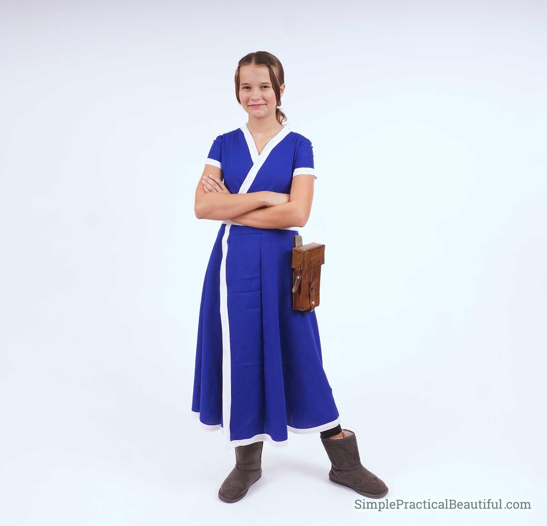 Katara cosplay costume